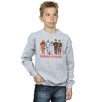 The Wizard Of Oz Boys Squad Goals Sweatshirt