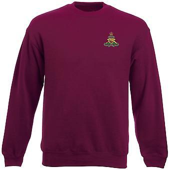 Royal Artillery Embroidered Logo - Official British Army Heavyweight Sweatshirt