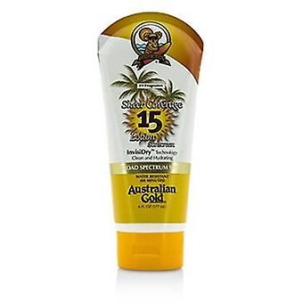 Australian Gold Sheer Coverage Lotion Sunscreen Broad Spectrum Spf 15 - 177ml/6oz