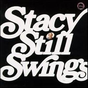 Jess Stacy - Stacy Still Swings [CD] USA import