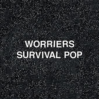 Worries - Survival Pop [CD] USA import