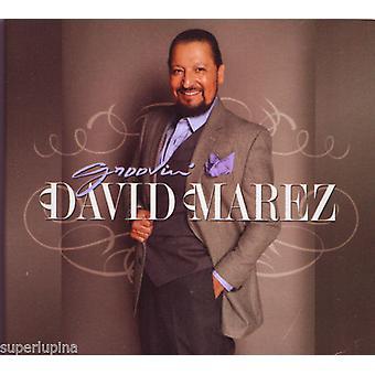 David Marez - Groovin' [CD] USA import