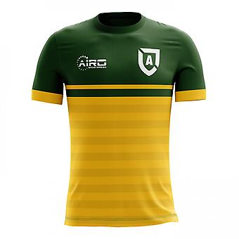 2020-2021 Australia Home Concept Football Shirt