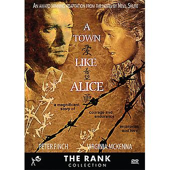 Town Like Alice (1956) [DVD] USA import