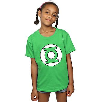 DC Comics flickor Green Lantern Logo T-Shirt