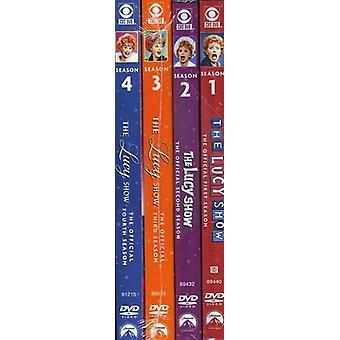 Lucy Show - Lucy Show: Temporada importación de Estados Unidos 1-4 [DVD]