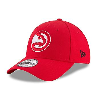 New Era Nba Atlanta Hawks The League 9forty Adjustable Cap