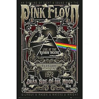 Pink Floyd Poster Rainbow Theatre 237