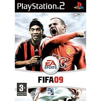 FIFA 09 (PS2) - Nouvelle usine scellée