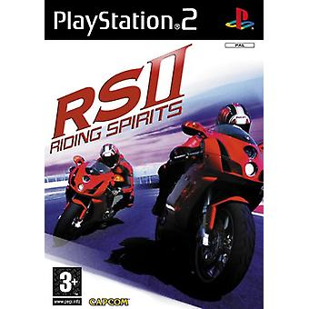 Riding Spirits 2 (PS2) - Nieuwe fabriek verzegeld