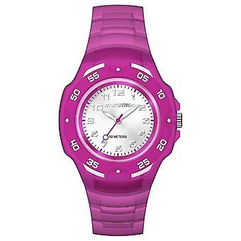 半ば紫 TW5M06600 腕時計タイメックス ユニセックス マラソン アナログ