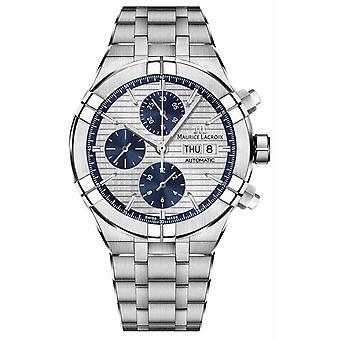 Maurice Lacroix mä Chronograph Automaattinen valmistus liikkumisen AI6038-SS002-131-1 Watch