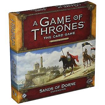 Een spel van tronen LCG 2e editie Sands van Dorne expansie