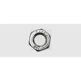 SWG 322467 Hexagonal nut M4 DIN 934 Stainless steel A2 100 pc(s)