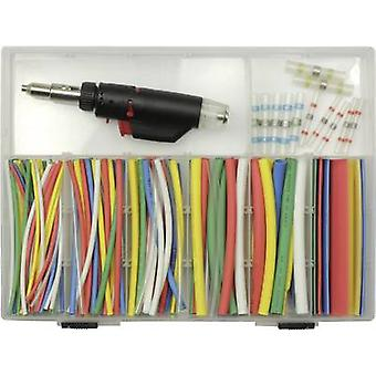Kunzer 7SSS175 Heatshrink set Shrinkage:2:1 175 Parts