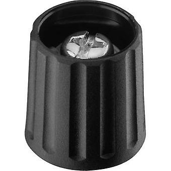 Ritel 26 15 60 3 Control knob Black (Ø x H) 15 mm x 16.2 mm 1 pc(s)