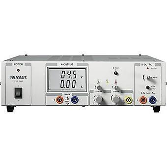 VOLTCRAFT VSP 1410 Bench PSU (adjustable voltage) 0.1 - 40 V DC 0 - 10 A 409 W No. of outputs 2 x