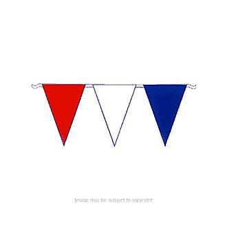 Union Jack dragen rode witte en blauwe Bunting