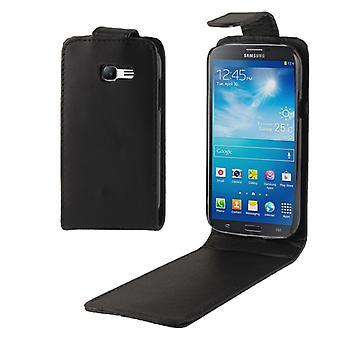 Cell phone cover case voor Samsung Galaxy star Pro S7262 zwart