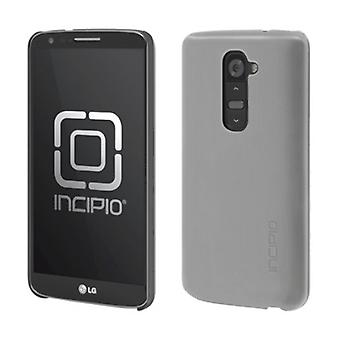 Incipio Technologies Feather Shine Case for LG Optimus G2 (Silver)