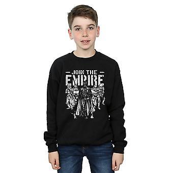 Support für Star Wars-Boys die Truppen Sweatshirt