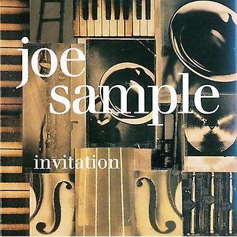 Joe Sample - Invitation [CD] USA import