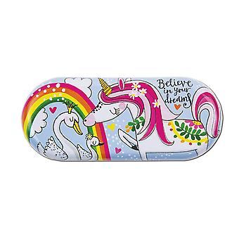 Rachel Ellen Girls Unicorn Glasses Case