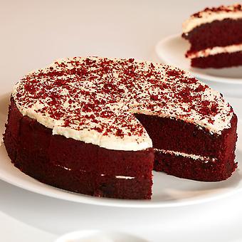 Handmade Cake Company Frozen Red Velvet Cake