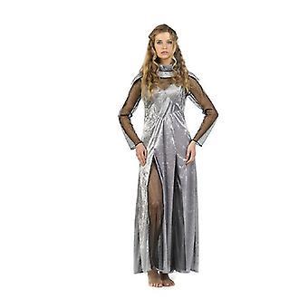 Dappere prinses troon Lady kostuum 7 koninkrijken Meesteres dames kostuum