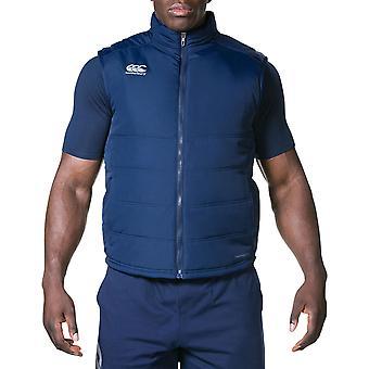 Canterbury Mens Pro Athletic Reflective Bodywarmer Gilet