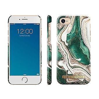 iDeal Of Sweden IPhone 8/7/6s/6/SE - Golden Jade Marble