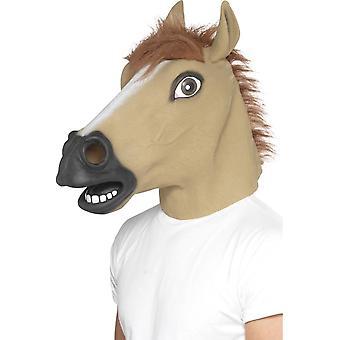 قناع الحصان، براون
