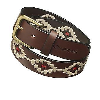 Pampeano Leather Principe Polo Belt