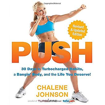 Push by Chalene Johnson - 9781623368692 Book