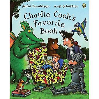 Charlie Cook Lieblingsbuch