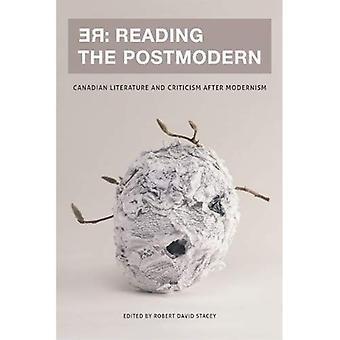 RE: Het postmoderne lezen: Canadese Literature and Criticism na modernisme