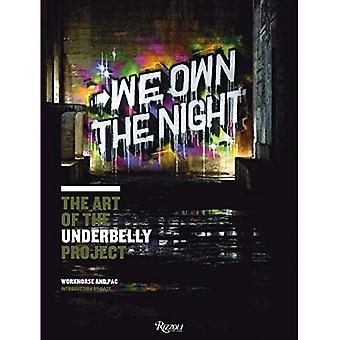 Somos dueños de la noche: el arte del proyecto bajo vientre