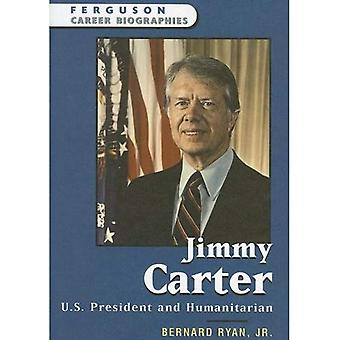 Jimmy Carter: U. S. President och humanitärt