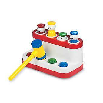 Ambi legetøj Pop op-Pals, multi farvede