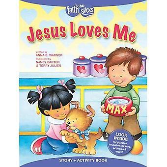 Jesus älskar mig (tro det pinnar)