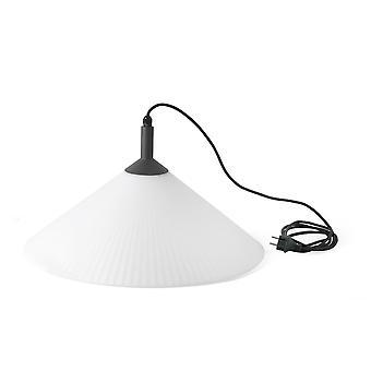 Faro - teinte gris et blanc lampadaire extérieur FARO71566