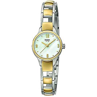 Boccia titanium strap Analog quartz ladies ' 3277-02