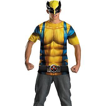Wolverine Shirt Adult