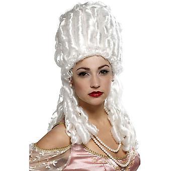 Platinum Wig For Marie Antoinette Costume