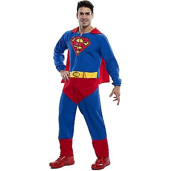 Costume de Superman Standart pour adultes