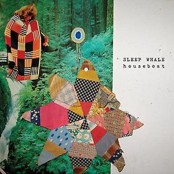 Sleep Whale - Houseboat [CD] USA import