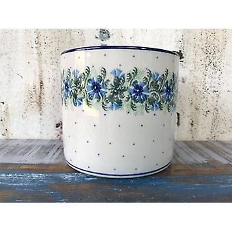 Flower pot, 11 cm high, 13 cm in diameter, tradition 7, BSN J-4164