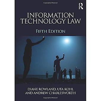 Recht der Informationstechnologie
