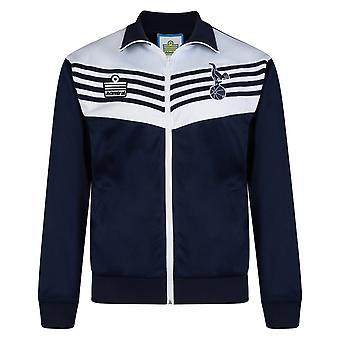 Tottenham Hotspur FC Mens 1978 Admiral Retro Track Jacket
