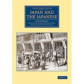 Japani ja japanilaiset (Cambridge kirjaston kokoelma - Itä ja Kaakkois-Aasian historia)